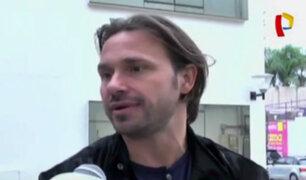 Christian Zuárez aclaró su relación con Alejandra de la Fuente