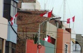 Multarán a propietarios que no coloquen bandera del 20 al 31 de julio