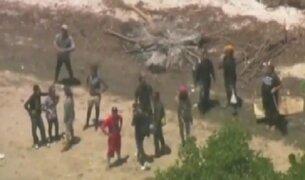 EEUU: inmigrantes cubanos llegaron a las playas de Florida