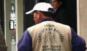 Cambistas con las horas contadas en San Isidro