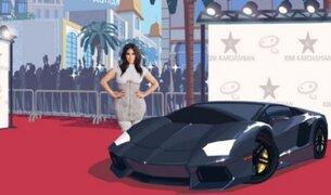 Kim Kardashian gana 45 millones de dólares con juego para celular