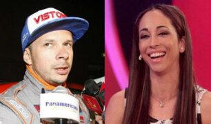 ¿Mario Hart y Olinda Castañeda tuvieron algo más que un beso?
