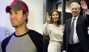 Enrique Iglesias habló sobre la relación de su madre con MVLL