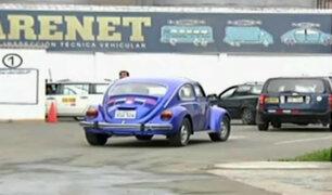 Ate Vitarte: Centro de inspección vehicular Farenet emite certificados pese a estar impedido
