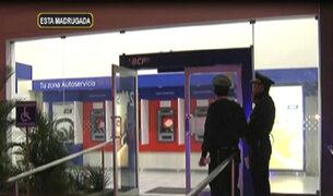Lince: alarma de banco alertó a policías