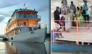 Loreto: asaltan a más de 21 turistas estadounidenses y 6 australianos que iban en lujoso crucero