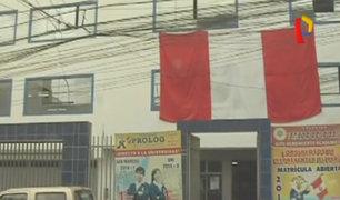 VMT: Colegio se pronuncia por caso de escolar que intentó suicidarse