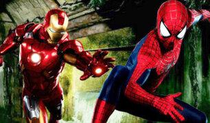 Confirmado: Iron Man en nueva película del Hombre Araña
