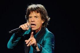 Mick Jagger será padre por octava vez a sus 72 años