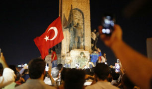 Turquía: Fracasa golpe de estado en país islámico, según Servicio de Inteligencia