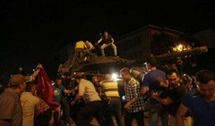 Turquía: Al menos 265 muertos deja el fracasado golpe de Estado