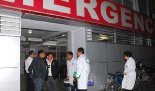Comisario fue baleado durante operativo policial en SJM
