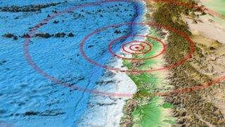 Sismo de 4 grados de magnitud se registró esta noche en Lima