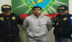 'Loco Johan' y 'Los Desquiciados': asesinos de policías capturados