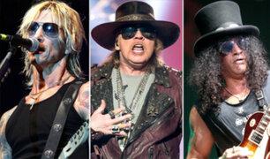 Guns N' Roses en Perú: revive la controvertida trayectoria de la banda