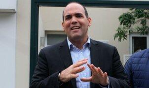 Fernando Zavala se reunió con bancadas de Acción Popular y Frente Amplio