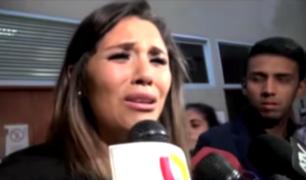 Dictan cuatro años de prisión suspendida a agresor de Lady Guillén