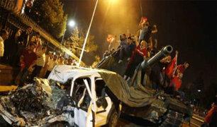 Turquía: nuevas imágenes de fallido golpe de Estado