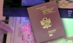 El pasaporte electrónico ahora se podrá tramitar en la sede del Óvalo Gutiérrez