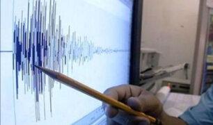 IGP: Más de 800 sismos ocurrieron en nuestro país durante el 2020