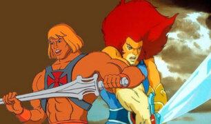 He-Man y los Thundercats: ¡Tus héroes de la infancia regresan! [VIDEO]