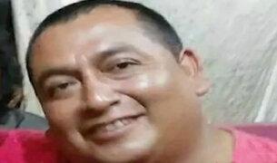 VMT: asesinato de hermano de alcalde sería por ajuste de cuentas