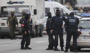 Falsa alarma de bomba desató pánico en el centro de Bruselas
