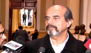 Bancada aprista decide no apoyar censura contra ministro Saavedra