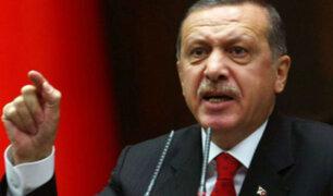 Turquía: declaran estado de emergencia tras fallido golpe de Estado