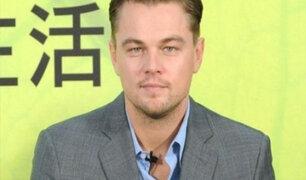 Leonardo DiCaprio fue captado junto a nueva pareja en playas de Malibú