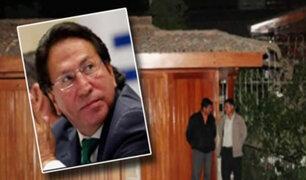 La Molina: incautan casa de Alejandro Toledo en Camacho