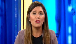 """Lady Guillén: """"Estoy asqueada del procedimiento corrupto que usaron en mi caso"""""""