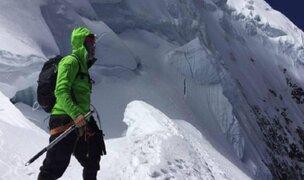 Montañista mexicano revela detalles de avalancha en el Huascarán