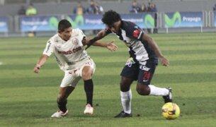 Bloque Deportivo: Universitario venció 1-0 a Alianza Lima y sigue líder del Torneo Clausura