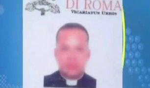 Colombia: supuesto sacerdote extorsionaba a fieles luego de ser confesados