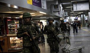 Detienen a terroristas que planeaban ataque en Brasil