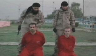 Estado islámico amenaza nuevamente a Francia y decapita a rehenes
