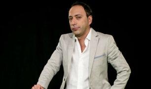 Carlos Galdós ofrecerá show por Fiestas Patrias