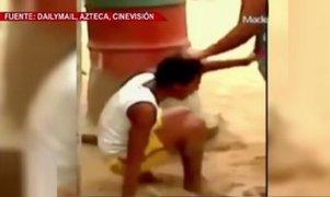 Maltrato infantil: cuando los padres descargan toda su ira contra sus hijos