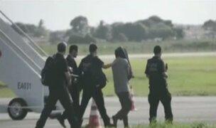Yihadistas detenidos en Brasil fueron trasladados a cárcel de máxima seguridad