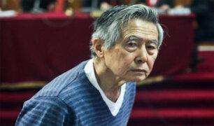 Alberto Fujimori será sometido a exámenes de tomografía para descartar isquemia cerebral