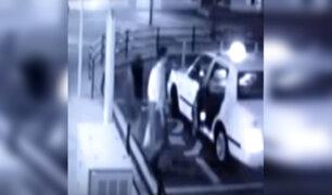 VIDEO: captan supuesto fantasma siguiendo a hombre