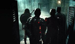 La Liga de la Justicia: Este es el primer tráiler de la película [VIDEO]
