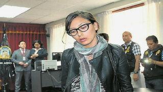 Agresor de Arlette Contreras será investigado en Lima