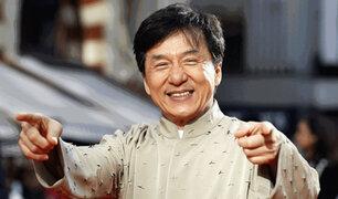 La historia jamás contada del gran Jackie Chan