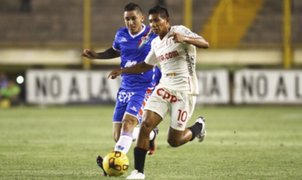 Universitario cayó 2-1 ante Unión Comercio en Moyobamba