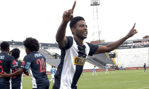 Alianza Lima venció 2-0 a La Bocana en Matute