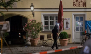 Alemania: refugiado sirio detona explosivo cerca a festival