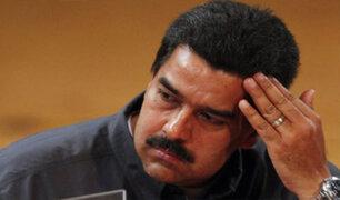 Venezuela: insisten en juicio político contra Maduro