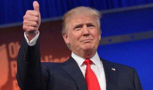 EEUU: por primera vez Trump le gana en las encuestas a Hillary Clinton